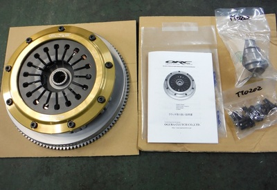 JZX90 CLUTCH EXC ORC TWIN METAL 20170424 07.jpg